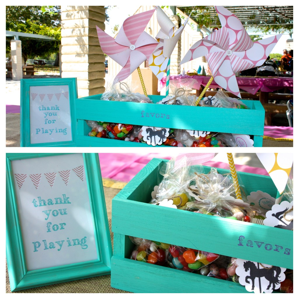 Party Favors, Birthday party favors, San Diego Party planners