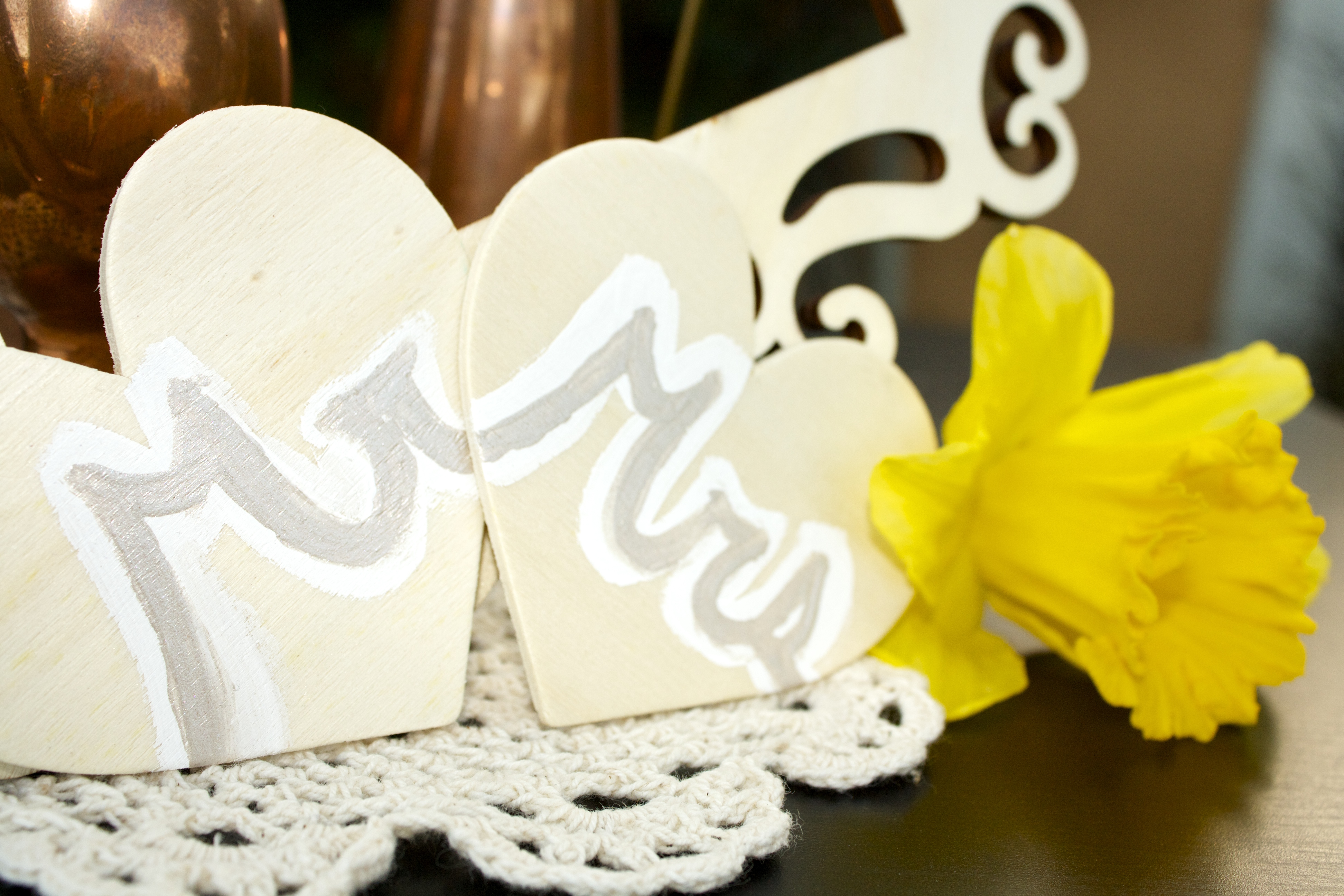 Cute and Simple DIY Centerpieces | San Diego Wedding Planner ...