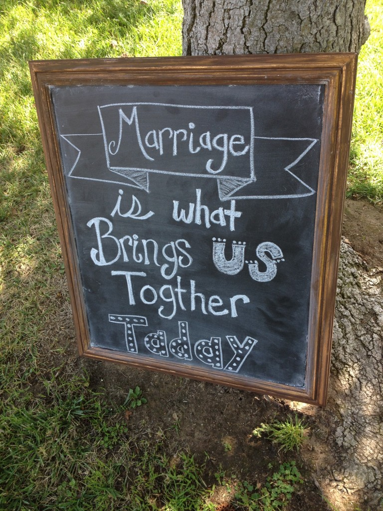 DIY Chalkboards, wedding chalkboards, DIY wedding decor, DIY bride, San Diego Wedding Planner, Wedding Planning San Diego, DIY Wedding Planning