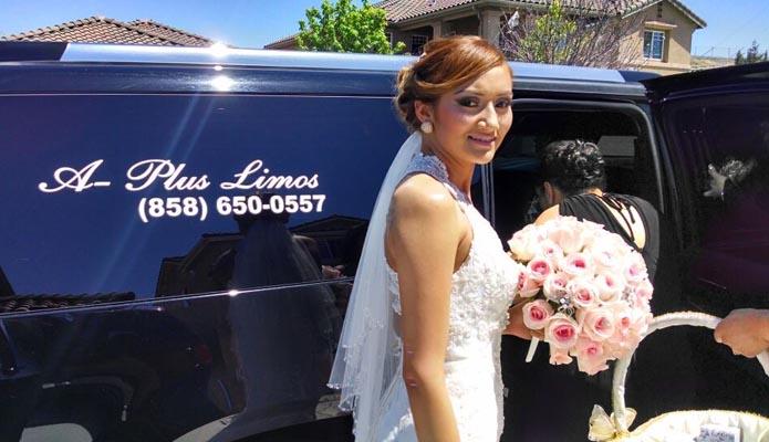 wedding-limousine-san-diego