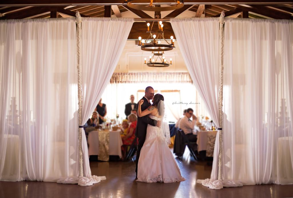 Wedding inspired by Disney