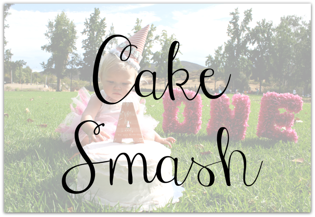 cake smash button
