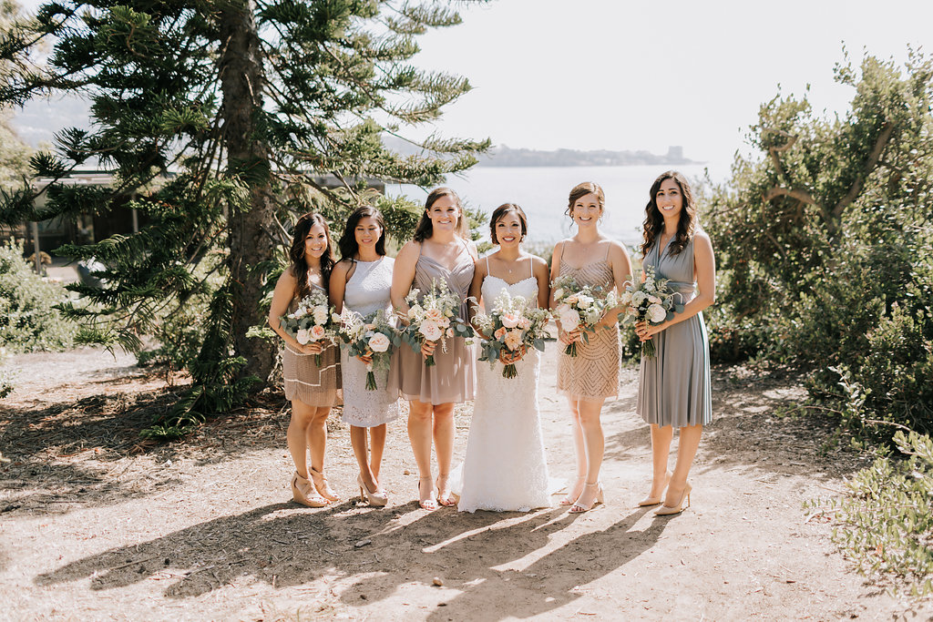 Sunday Funday Wedding, San Diego Wedding, Wedding Planning, San Diego Wedding Planner, Peach and Champagne Wedding, La Jolla Wedding